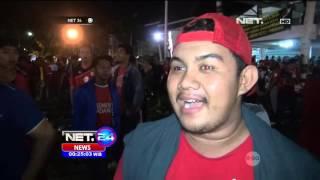 Ribuan Suporter Semen Padang Gelar Nobar - NET24