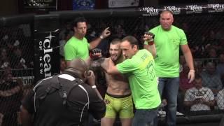 CES MMA XXIV: DINIS PAIVA Vs JOE CUSHMAN