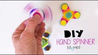 Fabriquer un Hand Spinner en carton !