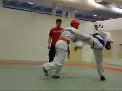 Han Moo Do fights