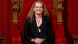 Julie Payette installed as Canada's 29th Governor General