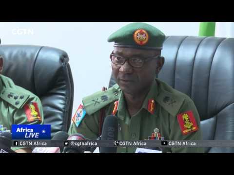 Nigeria's military spokesperson denies coup plot rumours