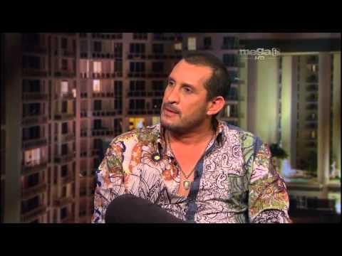 Jaime Bayly entrevista al actor Fernando Solórzano.