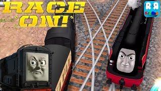 Axel Meets Diesel | Thomas & Friends: Race On!