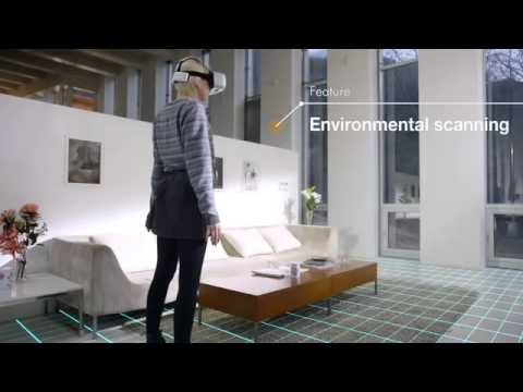 Impression Pi VR + Gesture Control