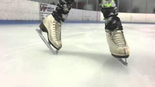 Lexi Bellotti Ice Skating Video