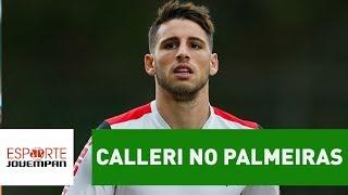 Repórter cobra reforços e alerta SPFC sobre Calleri no Palmeiras