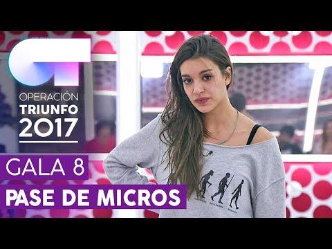 Xxx Mp4 SAX Ana Guerra Primer Pase De Micros Para La Gala 8 OT 2017 3gp Sex