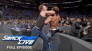WWE SmackDown LIVE Full Episode, 1 November 2016