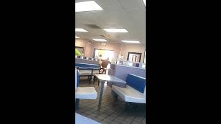 Burger kings fights #funny as hell