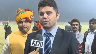 India hosts Afghanistan vs Zimbabwe international cricket series