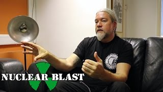 MESHUGGAH - Tomas Haake: Striving For The 'Perfect' Sound (OFFICIAL INTERVIEW)
