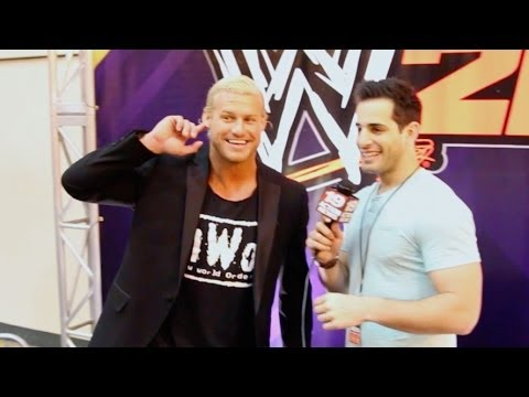 Fans Boo During My Interview with Dolph Ziggler at WrestleMania Axxess