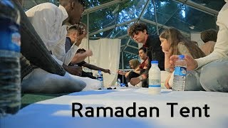 IFTAR WITH HARRIS J! (Ramadan Tent 2017)
