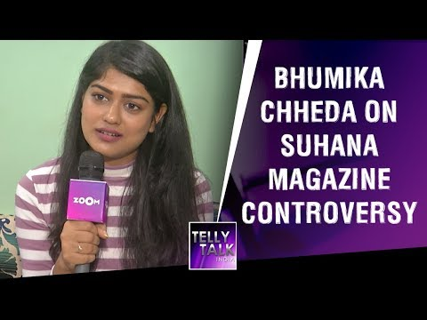 Xxx Mp4 TV Actress Bhumika Chheda Talks About Her Tweets On Suhana Khan Magazine Cover Controversy 3gp Sex
