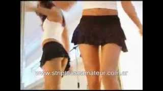 Striptease girls erotic sexy