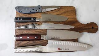 Knivarna du vill ha av tomten!