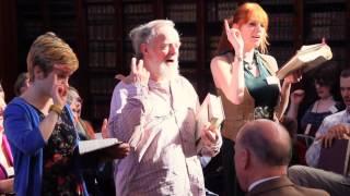 569b Sacred Throne - Second Ireland Sacred Harp Convention, 2012
