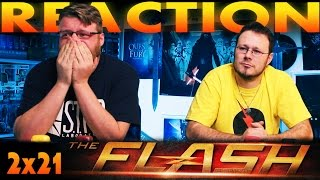 The Flash 2x21 REACTION!!