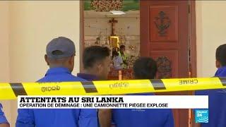 Attentats au Sri Lanka : une course contre la montre pour sécuriser la ville de Colombo
