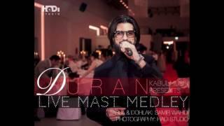 Duran - Live Mast Medley