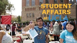 UCLA Student Affairs