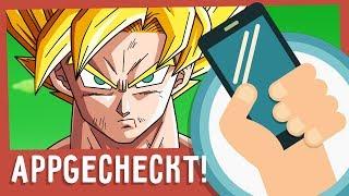Die beste Dragon Ball Z App & Rollenspiel-Bürgermeister!    Appgecheckt #3