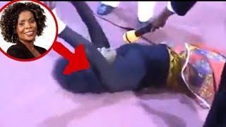 """Video ya Rose Muhando iliyonaswa akiombewa yamgusa Mbasha """"MAPEPO"""""""