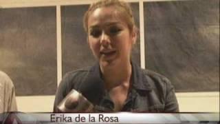 BIOGRAFIA ERIKA DE LA ROSA