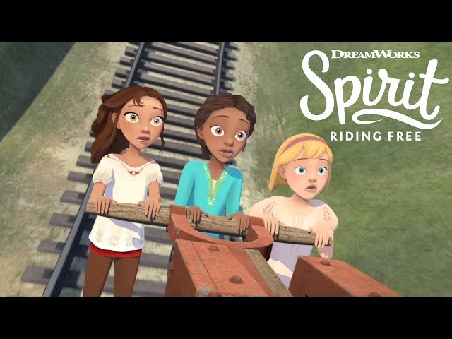 The Most Thrilling Rollercoaster Ride Ever | SPIRIT RIDING FREE