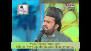 Urdu Naat(Main Ne Jab Aap Ki Dehleez)Syed Zabeeb Masood At Ptv.By Visaal