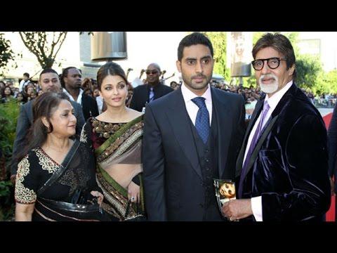 Bachchan Family Is Upset With Aishwarya Rai Bachchan | Bollywood News