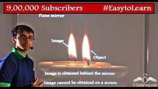 Real & Virtual Image