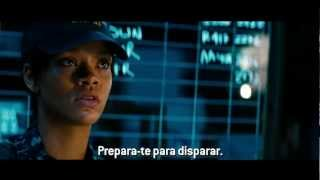 """Battleship - Batalha Naval""  Clip: ""A Batalha"" (Legendado - Portugal)"