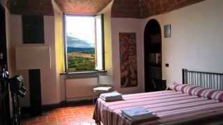 Casa del Mandorlo -  Large Town House with Beautiful View in Tuscany Heart