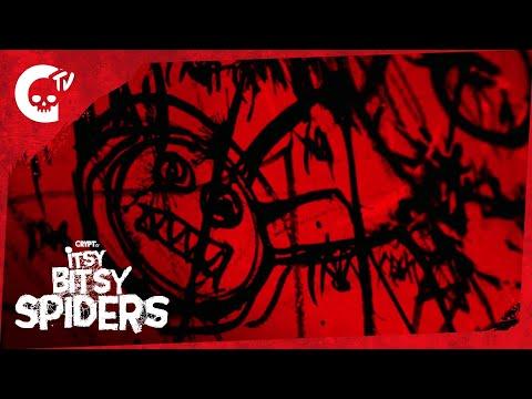Itsy Bitsy Spiders Infestation Crypt TV Monster Universe Short Horror Film