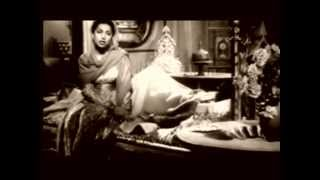 film dard.1947.suraiya: beech bhanwar mein aan pasaa hai dil ka safeena