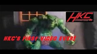 custom moss man FIRST HKC VIDEO and CUSTOM EVER ON YOUTUBE! The one that began everything!