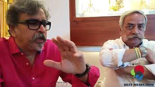Piyush & Prasoon Pandey, receipients of Lion of St Mark 2018 in exclusive chat with Bestmediainfo
