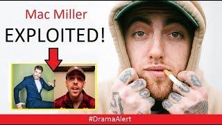 Mac Miller EXPLOITED by YouTubers! #DramaAlert Tana Mongeau LEAKS affair with Mac Miller!