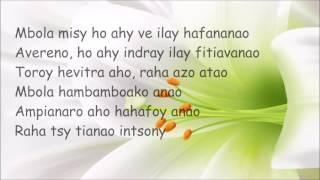 LAZAO AHY - POOPY