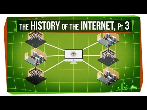 The Data Explosion The History of the Internet Part 3