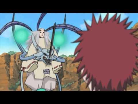 Gaara vs Seimei Full Fight English Dub