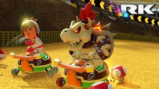 MARIO KART 8 DELUXE COMPETITIVO: RK vs RR | CLAN WAR 4vs4 | Nintendo Switch