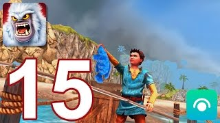 Beast Quest - Gameplay Walkthrough Part 15 - Sepron World: Fishing (iOS, Android)