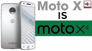 Motorola Moto X4 -Update I Release Date, Price, Specification, Dual 16 MP Camera