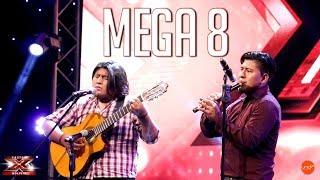 ¡Mega 8 va con todo al escenario! | Audiciones | Factor X Bolivia 2018