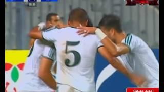 أحمد جمعة يسجل الهدف الأول للمصري في الشرقية | الدوري المصري