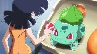 Ash wants to choose Starter Pokemon   Pokemon The Movie I Choose You