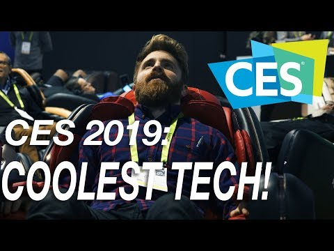 Xxx Mp4 CES 2019 Coolest Tech 3gp Sex